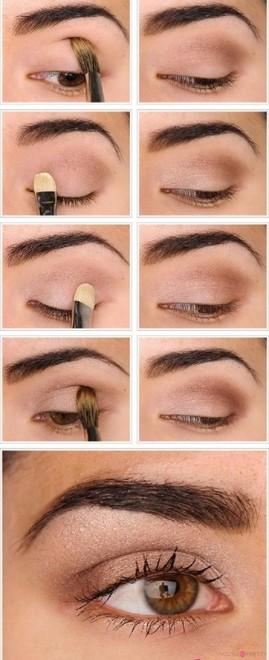 повседневный макияж стрелки2