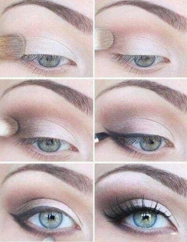 мсвадебный макияж