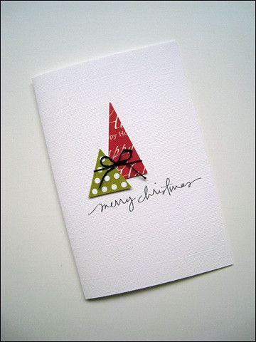 открытки к новому году своими руками