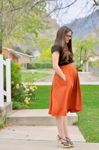мода для беременных