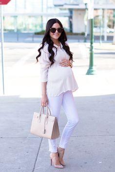 мода для беременных 2019