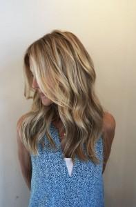 Блондинка Актуальный цвет волос 2018: окрашивание, цвета, техника, фото