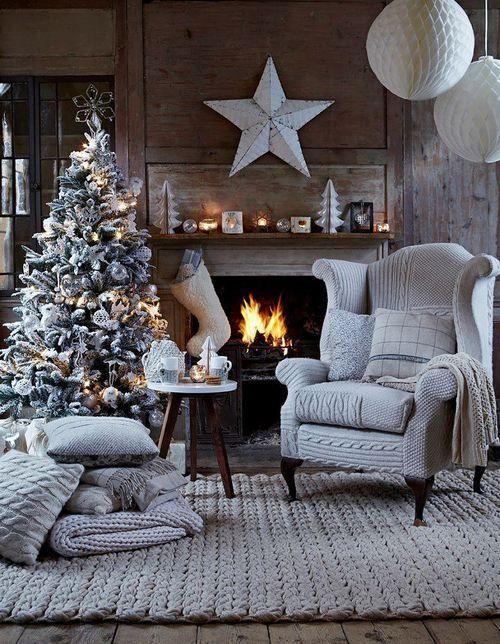 новогодний декор дома своими руками