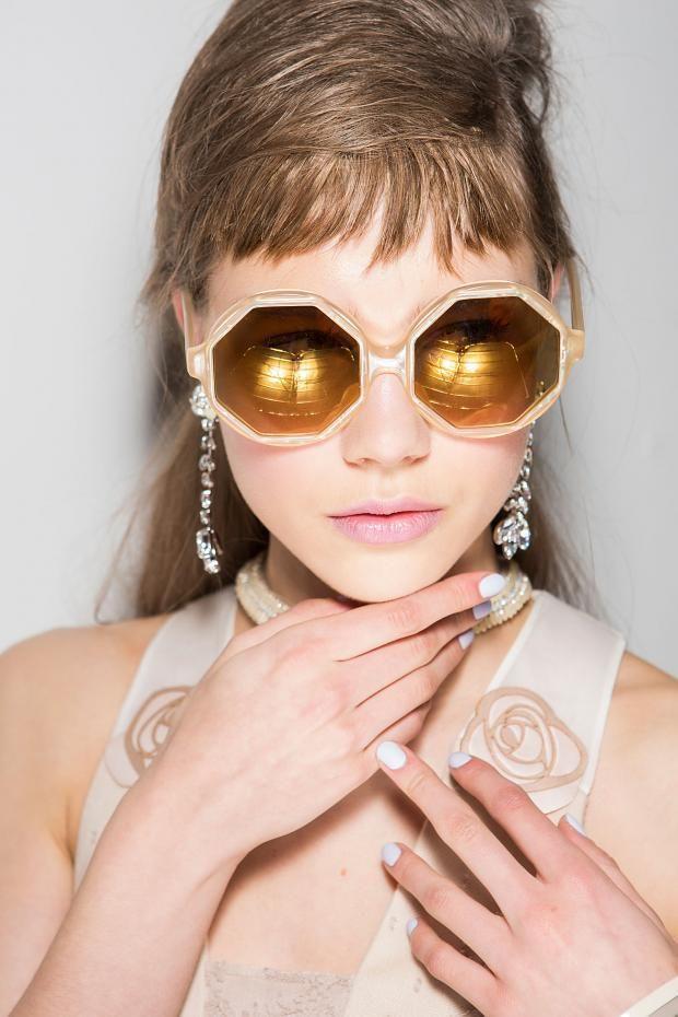 Трендовые дамские солнцезащитные очки 2017 Холи Фултон