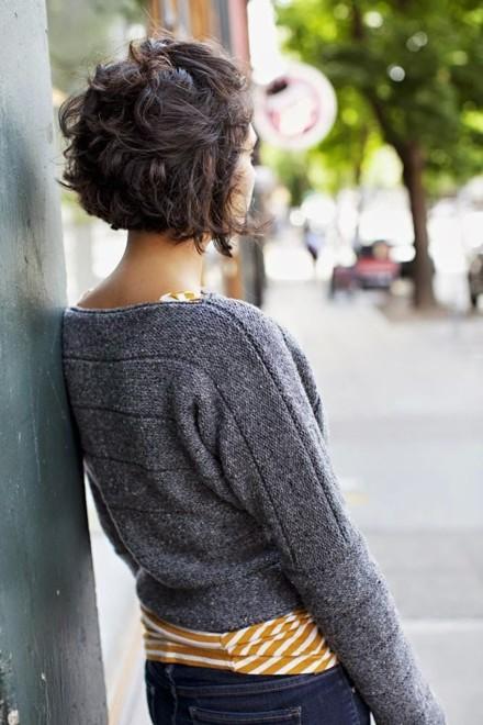 Стрижка каре для коротких волнистых и вьющихся волос 2017
