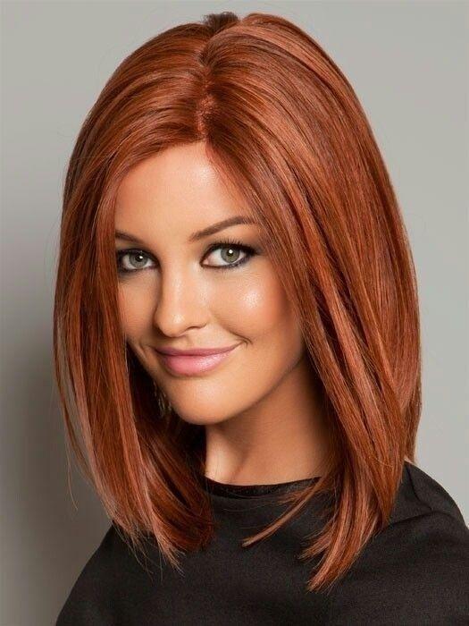 Все цвета рыжего цвета волос фото