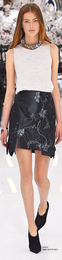 Трендовые юбки осень-зима 2018: фасоны, фото