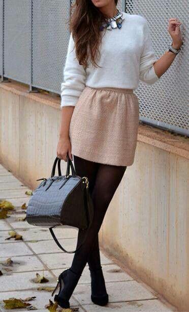 Трендовые юбки осень-зима 2015: фасоны, фото