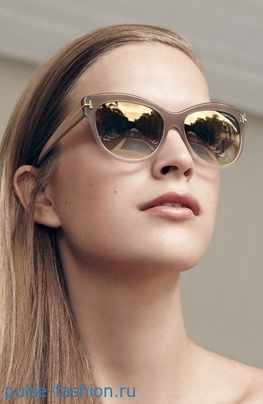 Самые модные женские солнцезащитные очки 2019   Pulse Fashion 150c029c2ee