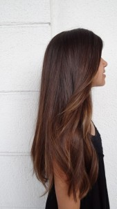 цвет волос 2016
