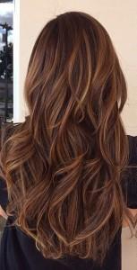 модный цвет волос 2018