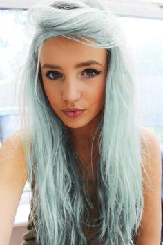 цвет волос мальвина фото