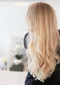 блонд натуральный 2017-2018