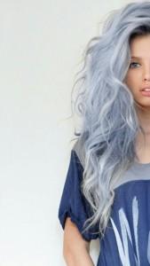 пастельный оттенок волос