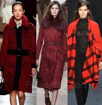 Красное пальто 2016