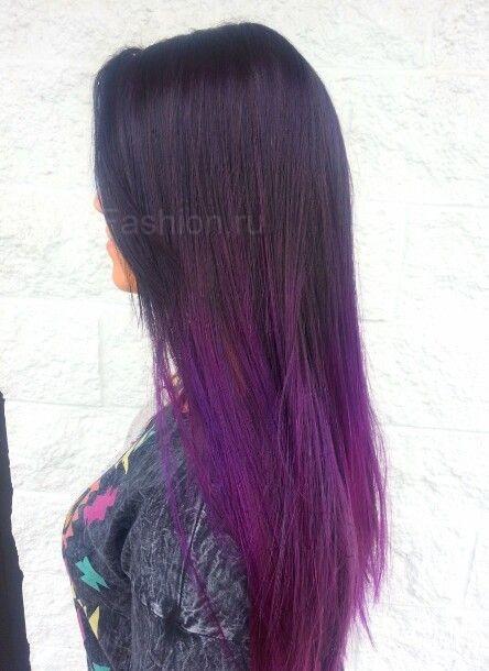 Amazoncom blue ombre hair