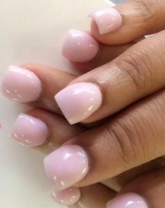 bubble nails Модный маникюр 2020