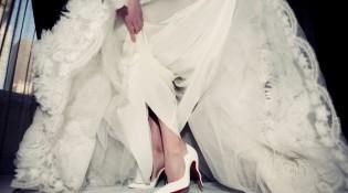 свадебная обувь 2020