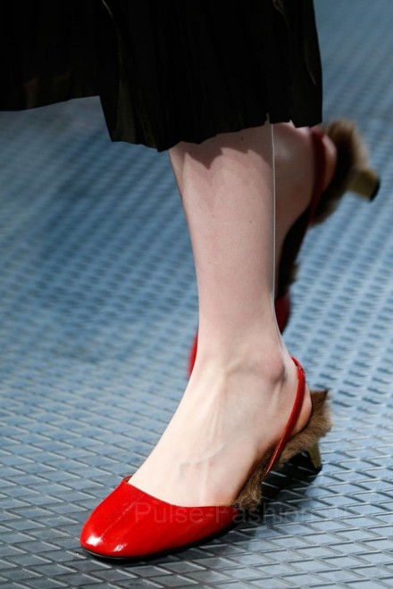 модные туфли осень 2018