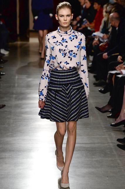 модные юбки осень 2020 зима 2020
