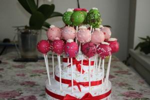 рецепт кейк попсов