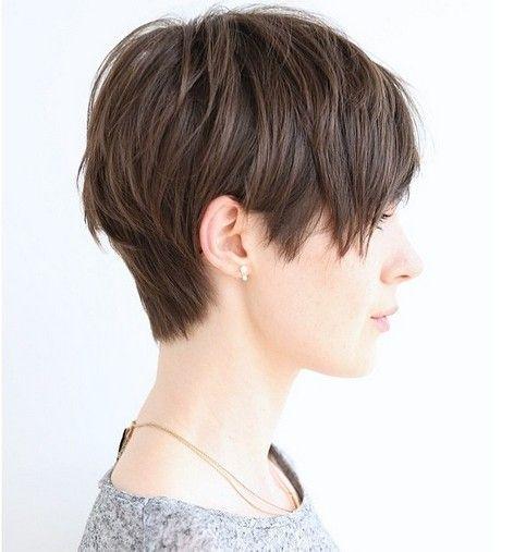 Короткая и прическа  для коротких волос фото