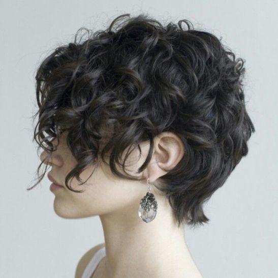 Стрижки и причёски для вьющихся волос фото каре