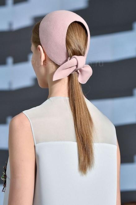 модные головные уборы осень 2020 зима 2020