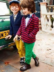 мода 2019 дети