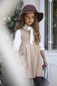 стильные детские образы 2019