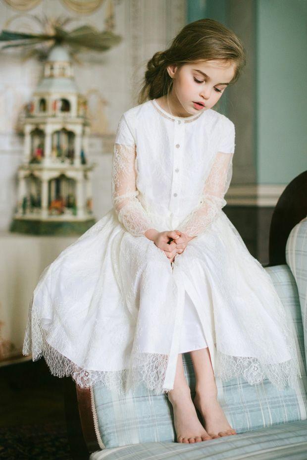 мода 2018 дети