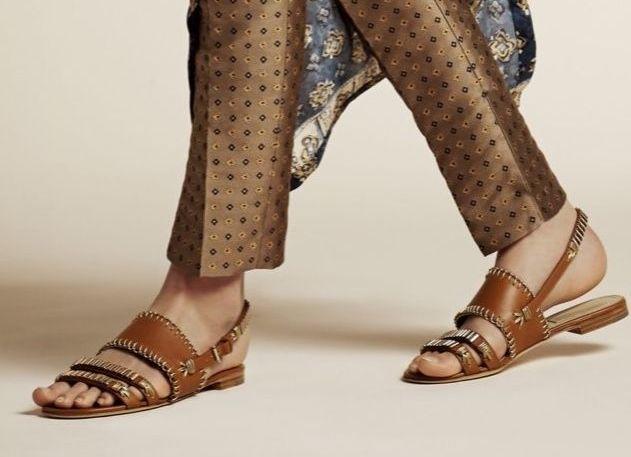обувь весна-лето 2017