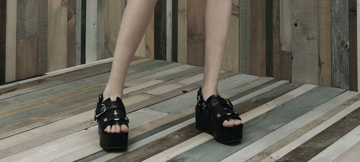 обувь весна-лето 2019