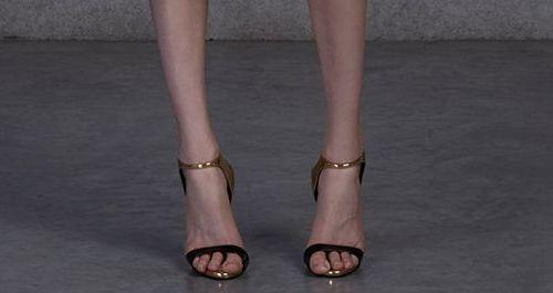 обувь весна-лето 2018