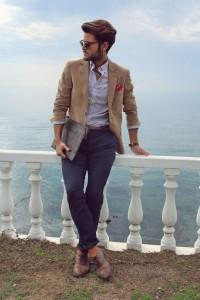 мужская мода 2016