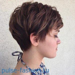 Модные стрижки для коротких волос 2018: фото. Актуальные прически