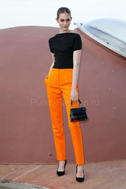 модные штаны весна-лето 2019