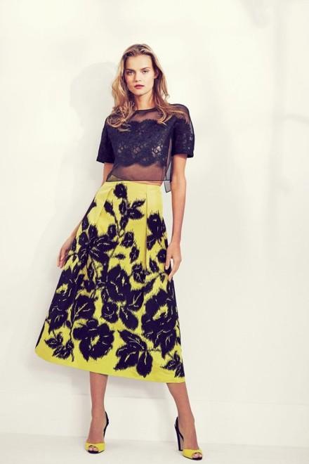 модные юбки весна-лето 2020