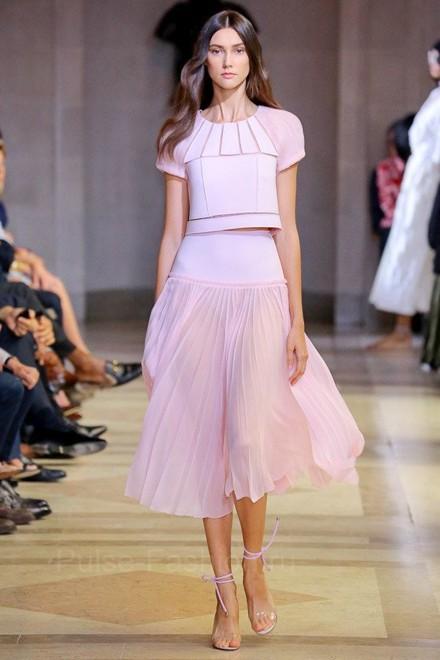 модные юбки весна-лето 2016
