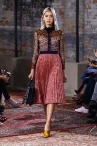 модные платья весна-лето 2016, dresses ss 2016