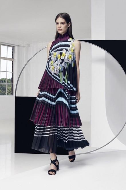 модные платья весна-лето 2019