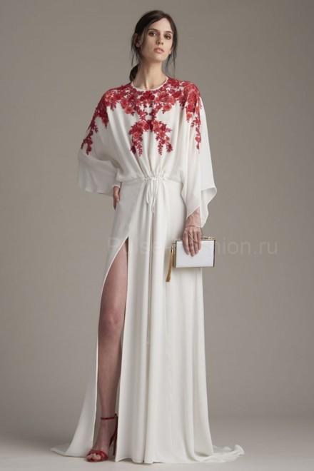 модные платья весна-лето 2020