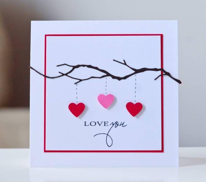 Как сделать открытку на день святого валентина фото 258