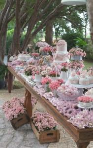 свадебный кенди бар