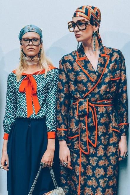 модные косынки 2019