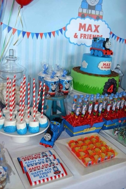 кенди бар на детский праздник