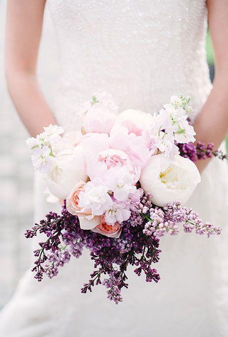Букет из пионов свадебный своими руками