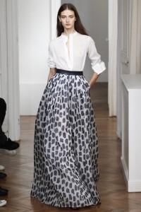 модные блузы весна лето 2020