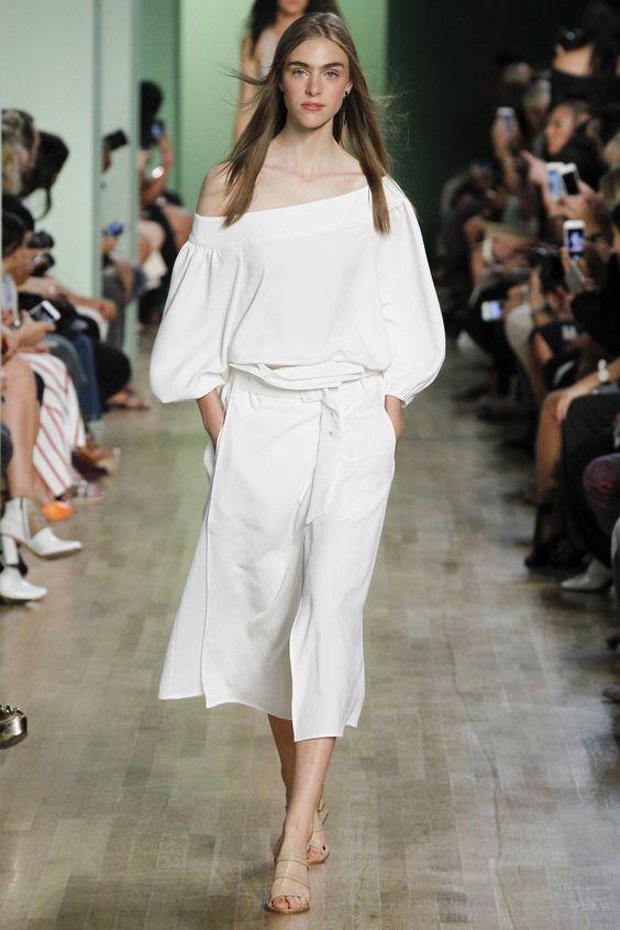 модные блузы весна лето 2019