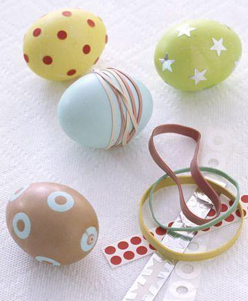 оригинальные пасхальные яйца своими руками
